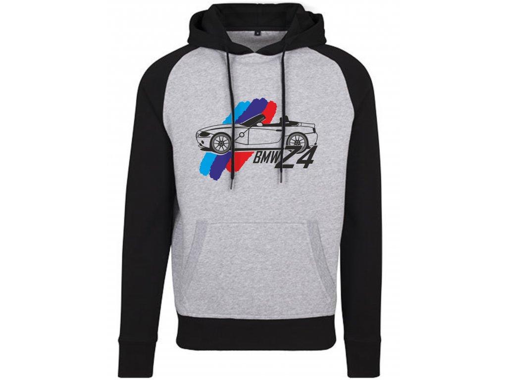 da8e4f9931 Mikina BMW Z4 s kapucí