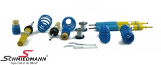 BILSTEIN B14- hight adjustable front+rear 30-50MM