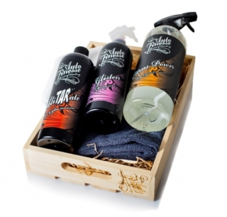 AUTO FINESSE Deluxe Summer Pack